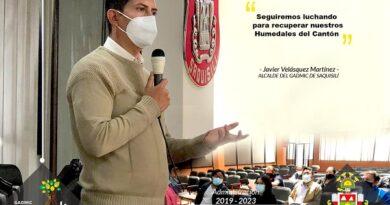 CONSERVACIÓN DE HUMEDALES PARROQUIA CHANTILÍN